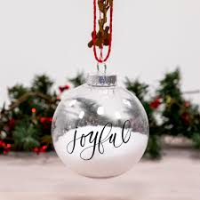 Make A Homemade Glass Christmas Tree Ornament Thanksgivingcom
