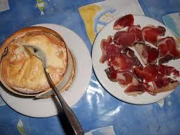 recette de ma fondue vacherin mont d or