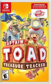 Captain Toad: Treasure Tracker, Nintendo, Nintendo Switch ...