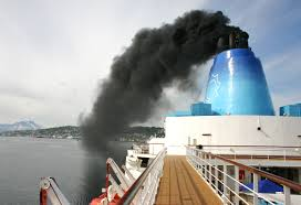 Cruise Ship Sinking 2007 by Pollution Cruise Law News