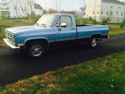 1986 Chevy Scottsdale C10 2WD In Really Good Condition. - Classic ...