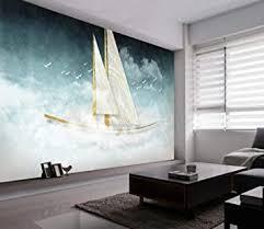 fototapete 3d effekt segeln tapete modern vlies riesiges