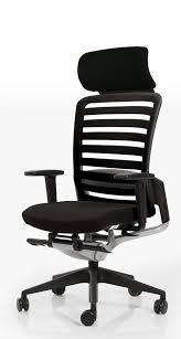 bureau ergonomique fauteuil de travail avec réglages ergonomiques