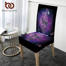 US $4.69 33% OFF|BeddingOutlet Dreamcatcher Chair Cover Romantic Purple  Spandex Elastic Slipcover For Wedding Anti Dirty Butterfly Seat Case 1pc-in  ... Unique Bargains Stretchy Spandex Ruffled Skirt Short Ding Room Chair Covers Washable Removable Seats Protector Slipcovers For Wedding Party Purple Colour Lycra Universal Cover Decoration On Sale Banquet Arch Front Open To Buy Rent Table Linen By Linens Spandex Ruffled Shirred Cadburys Purple Spandex Chair Cover 4 Pcs Dark Stretch Cinglenspandex Chair Wedding Covers Ding 160gsm Lavender With Foot Pockets Lacys Rentals Denver Colorado Hi Bar Cloth