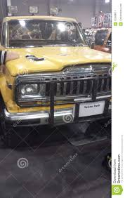 Truck From Movie Twister At Comic-con Editorial Photo - Image Of ...