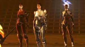 dungeon siege 3 jeyne kassynder 2nd battle with jeyne in sanctum of dungeon siege 3