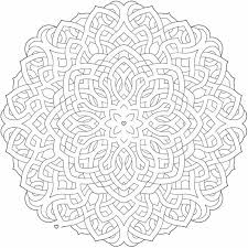 Free Celtic Mandala Coloring Pages Book Viking Helmet In Contact With