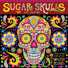 Easy Sugar Skull Day Of by Sugar Skulls Day Of The Dead Lessons Tes Teach