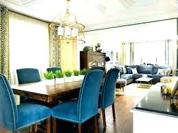 Blue Dining Room Chair Covers Chairs Canada Table Settings 9 Modern Making It Lovely Gorgeous