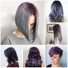 Purple Has Always Been A Special Hair Color For Ladies There Is So