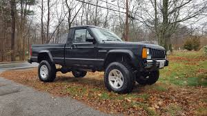 Thoughts On Jeep Comanche?| Grassroots Motorsports Forum | Filejpcomanchepioneerjpg Wikipedia 1987 Jeep Comanche Walk Around Youtube Hidden Nods To Heritage And History In Uerground Daily Turismo 5k Cowboys Lament Laredo 4x4 5spd Stock Photo 78208845 Alamy Jcr Pizza Truck Coolest Jcrmanche Mj Jeepin Pinterest Jeeps Cherokee 4x4 Pickup Pride Reddit User Gets A Back On Its Muddy Feet History The 1980s 1988 Full Restomod Projectcar Wikiwand 1990 G107 Kissimmee 2016