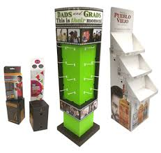 Corrugated POP And Counter Displays