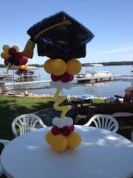 Graduation Table Decorations To Make by Best 25 Graduation Balloons Ideas On Pinterest Grad Party