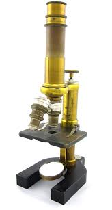 antique vintage microscopes hobbyist gifts new york