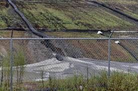 100 Little Sisters Truck Wash Florence Es Away Portion Of CoalAsh Landfill In North Carolina