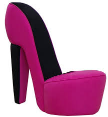 123 best high heel shoe chairs images on Pinterest