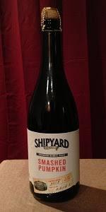 Shipyard Pumpkin Ale Recipe shipyard bourbon barrel aged smashed pumpkin shipyard brewing co