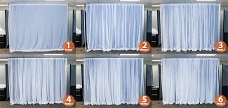 Curtain Call Fabrics Augusta Ga by Sheer Drape Voile Drape Panels Georgia Expo