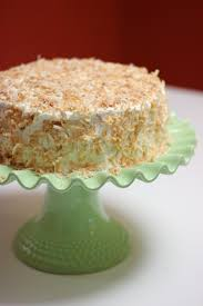Coconut Layer Cake ala America s Test Kitchen Seriously the best