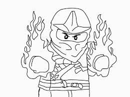 Image For Ninjago Coloring Pages Kai