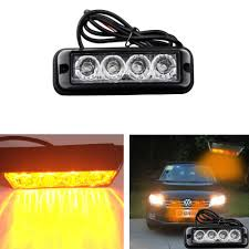 4 LED Car Emergency Beacon Light Bar Hazard Strobe Warning Yellow ... 75 36w Led Light Bar For Cars Truck Lights Marine High Quality 4 Led Car Emergency Beacon Hazard 50inch Straight Led Light Bar Mounting Brackets Question Jeep Cherokee Forum Inchs 18w Cree Light Bar Work Spot Lamp Offroad Boat Ute Car Double Side 108w Beacon Warning Strobe 6 Smd Work Reversing Red 15 11 Stop Turn Tail 3rd Brake Cheap Rooftop Better Than Stock Lights Toyota Fj 18 108w Cree 3w36 8600lm Off Road Atv