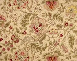 Waverly Fabric Curtain Panels by Waverly Curtain Etsy
