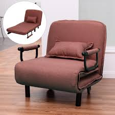 Amazing Convertible Sleeper Chair Chairs Beds Furniture Single