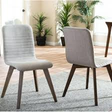 Wayfair Upholstered Dining Room Chairs by Dining Chairs Arm Chairs In Foreground Side Shown Along Back Of