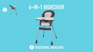 #Graco TableToTable High Chair