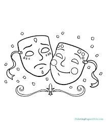 Mask Coloring Pages Printable Page Free Pj Masks Colouring