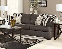 Levon Charcoal Sofa And Loveseat by Levon Chair Ashley Furniture Homestore