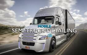 Semi Truck Detailing | Cloud 9 Detail - Utah's Best Mobile Detail ...