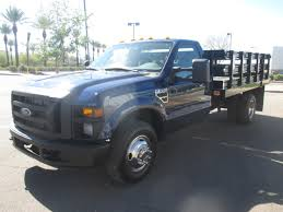 100 Used Trucks Arizona USED 2008 FORD F350 STAKE BODY TRUCK FOR SALE IN AZ 2170