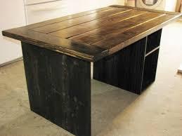 Design Of Computer Desk Office High Quality Rustic Modern Regarding