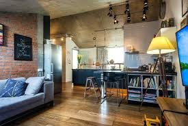Loft Studio Apartment Interior Design Ideas In Real Photos Overall Glance At The Allstudio Nyc 400