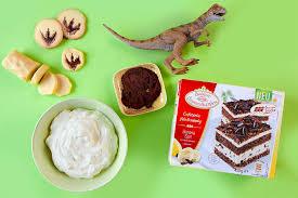 dino torte für kindergeburtstag rezept zum selber machen