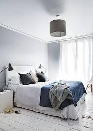 chambre nordique le parquet blanchi pour une déco 100 scandinave