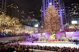 74th annual rockefeller center tree lighting ceremony