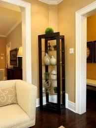 corner shelves living room foter
