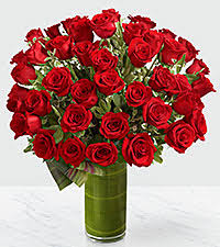 Red & White Rose Bouquets Delivered to your Door by FTD