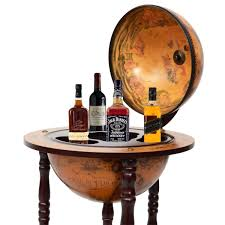 Globe Liquor Cabinet Antique by Vintage Globe Wine Stand Bottle Rack Wine U0026 Liquor Cabinets