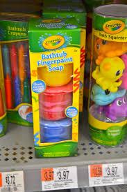 Crayola Bathtub Fingerpaint Soap by Fun Party Bags For Your Kids Mascotwear Cbias Mama Luvs Books