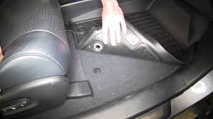 review of the weathertech front floor mats on a 2013 lexus rx 350