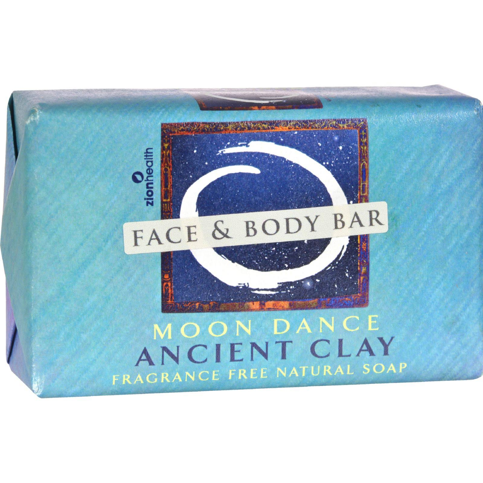 Zion Health Moon Dance Ancient Clay Organic Soap