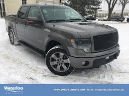 100 Lincoln Truck 2013 Used Ford F150 For Sale At Waterloo Ford VIN Item VIN