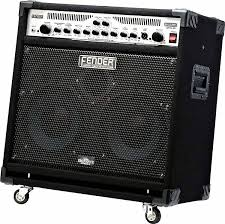 Fender 2x10 Guitar Cabinet by Fender Bassman 250 Combo 2x10 Image 623152 Audiofanzine