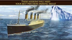 Ship Sinking Simulator Free by Titanic Parking Simulator Touch Arcade