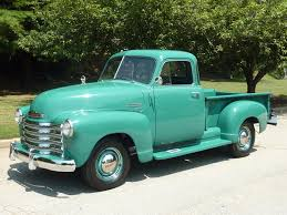 RM Sotheby's - 1951 Chevrolet 3100 5-Window Pickup Truck | Amelia ...