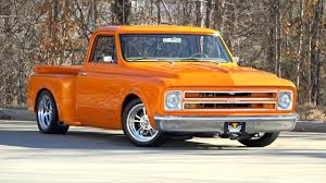 136138 / 1968 Chevrolet C10 - YouTube 1968 Chevy C10 Pickup Truck Hot Rod Network Chevrolet Malibu Classics For Sale On Autotrader Gmc East Haven New Vehicles Dave Mcdermott C60 Dump Truck Item I4697 Sold December 20 Silverado 2500hd Reviews Chevy 4x4 A Photo Flickriver Classiccarscom Cc10120 Panel 68 Pro Touring Cc1109295 Hemmings Find Of The Day K10 Daily