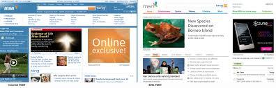 MSN fers Public Sneak Peek at New Look